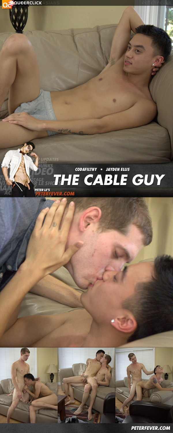 PeterFever: The Cable Guy on QC Asians