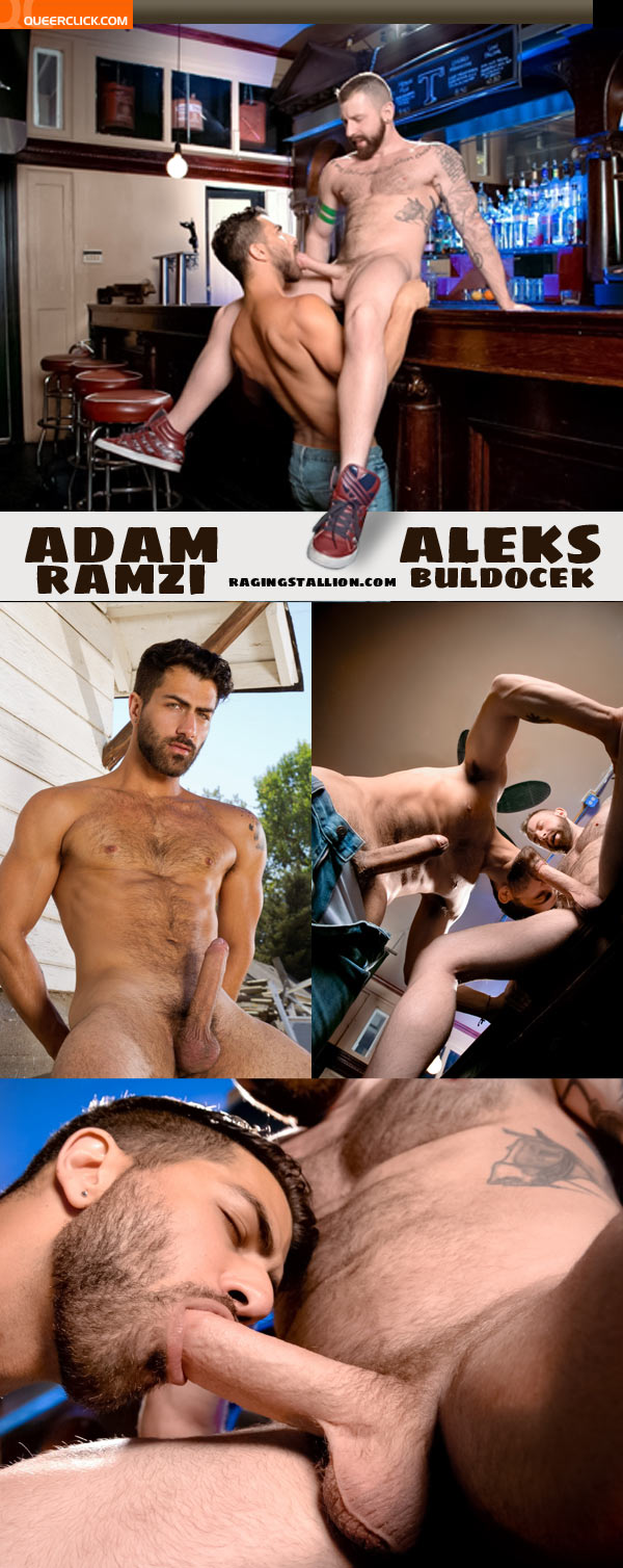 raging stallion aleks adam