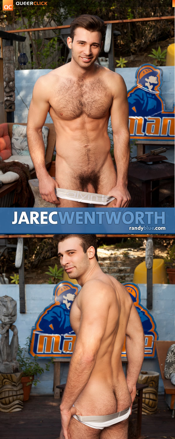 Randy Blue: Jarec Wentworth