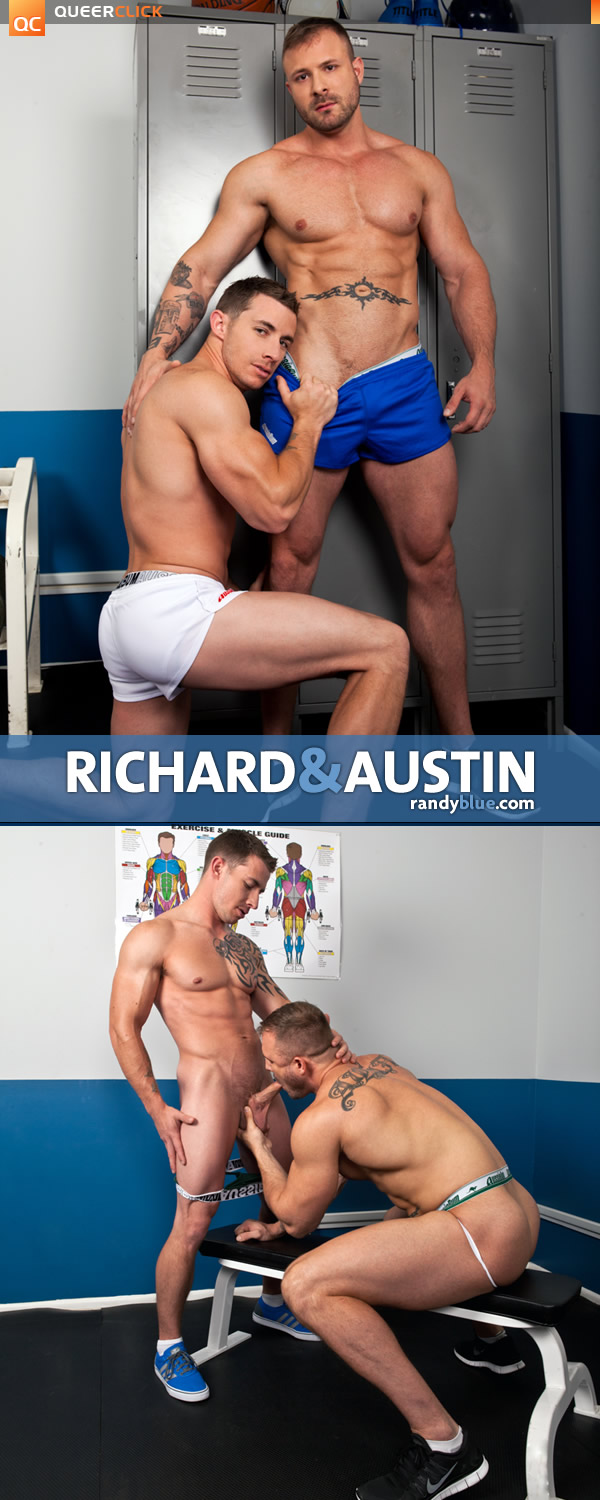 Randy Blue: Richard & Austin
