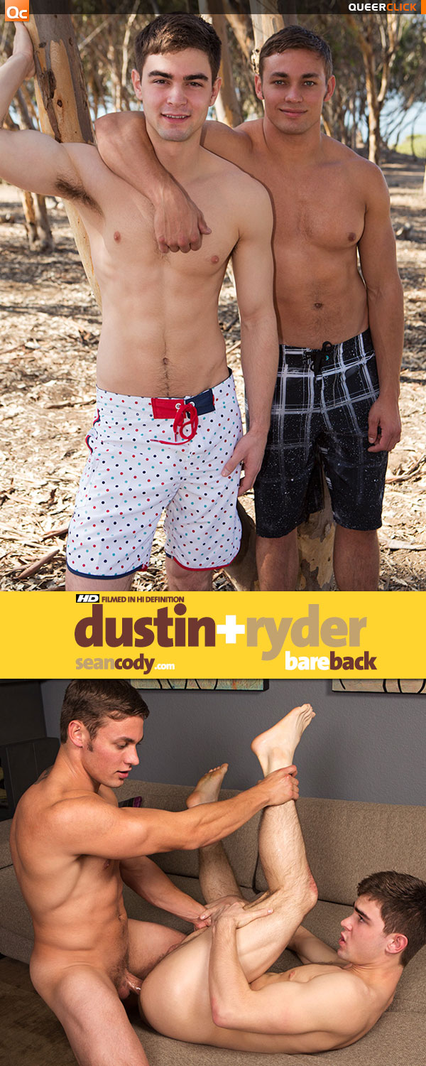 Sean Cody: Dustin and Ryder Bareback