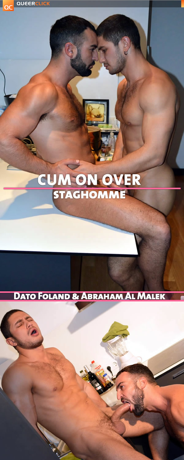 Stag Homme: Cum On Over