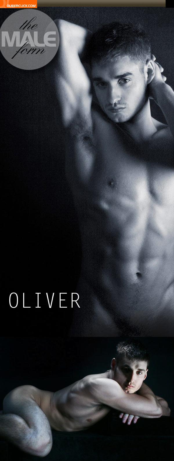 the male form oliver