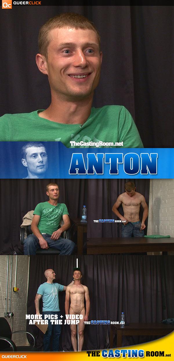 The Casting Room: Anton