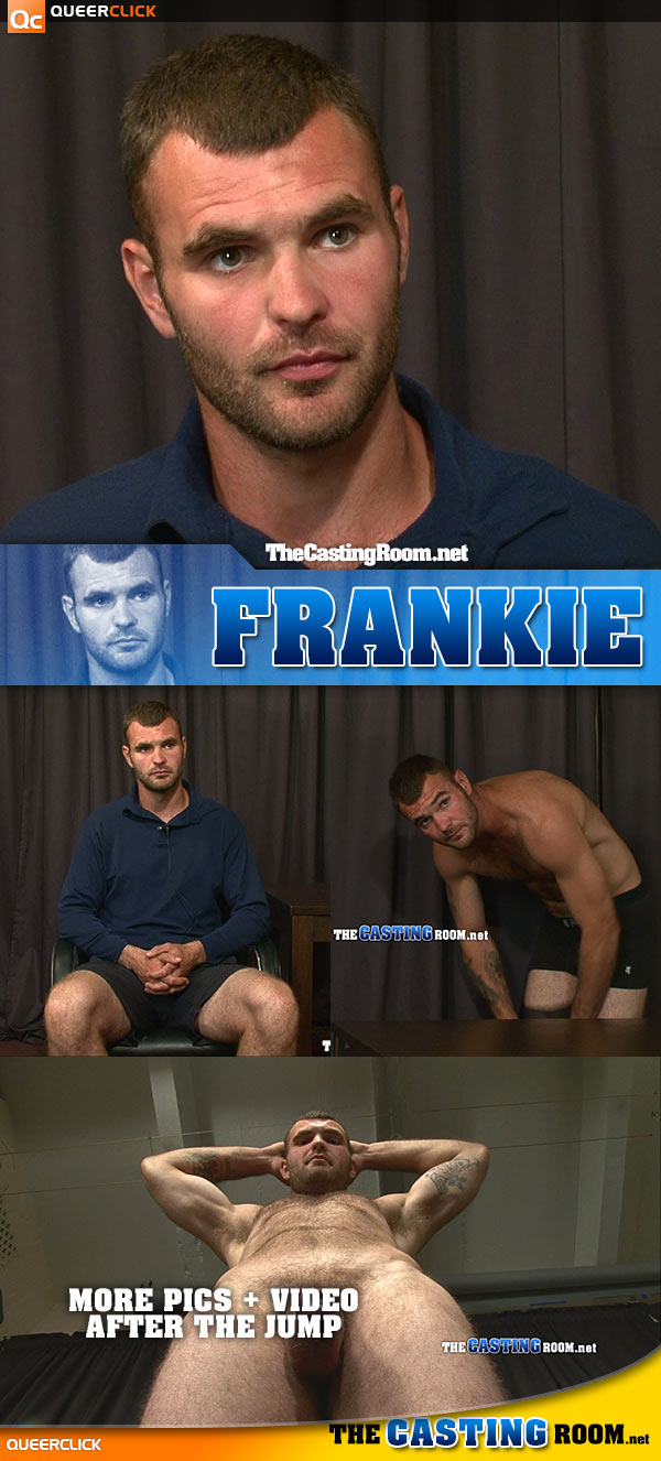 The Casting Room: Frankie
