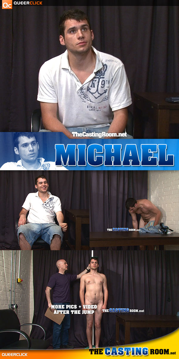 The Casting Room: Michael