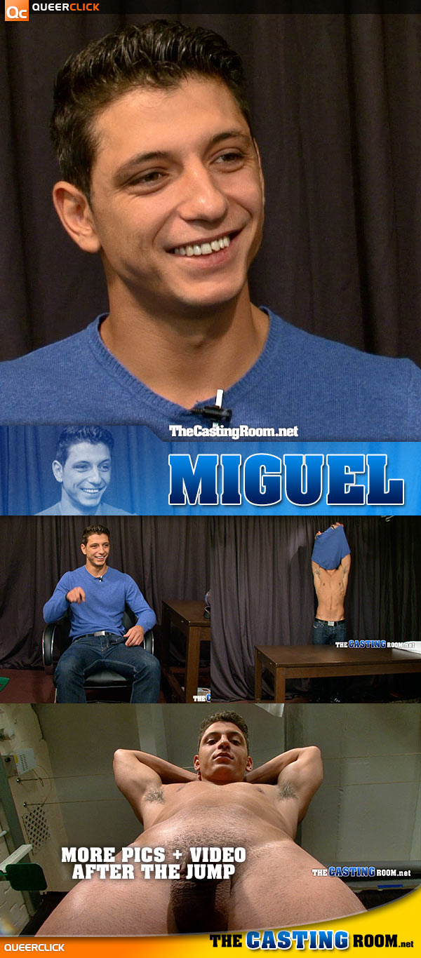 The Casting Room: Miguel