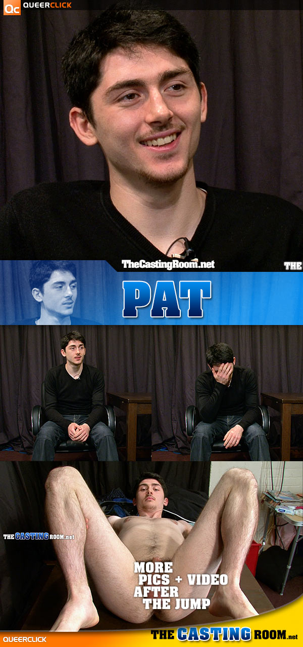 The Casting Room: Pat