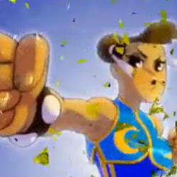 Porn Break: Chun-Li Is Jealous