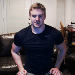 Corbin Fisher's Kent on Flirt4Free