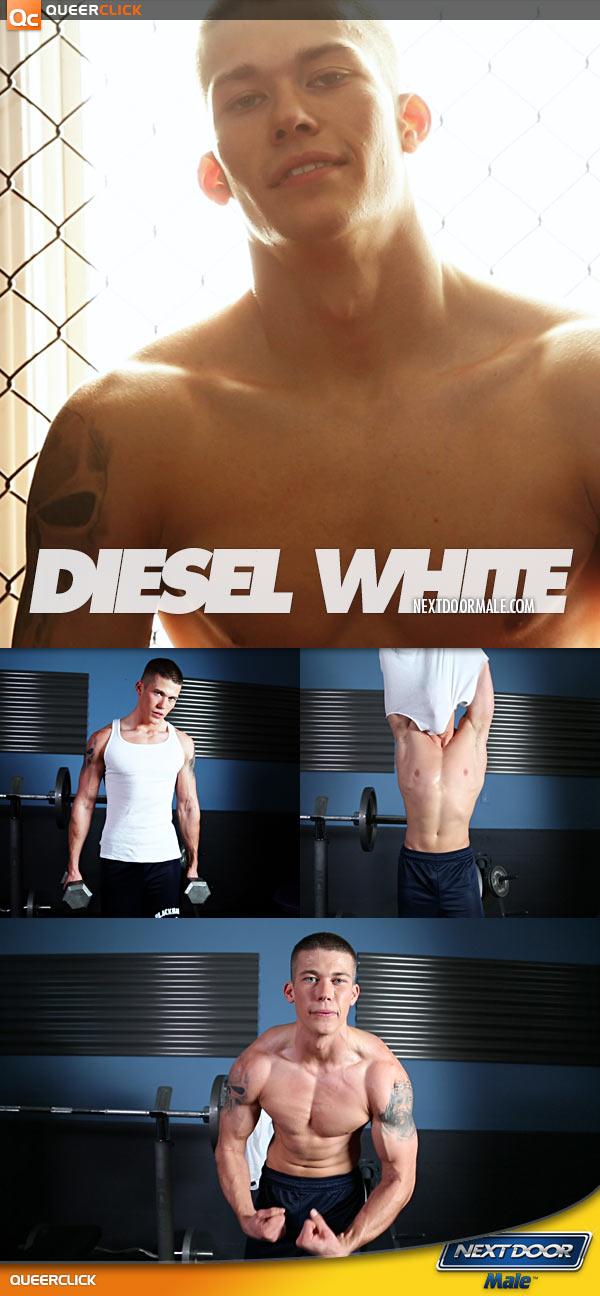 White diesel next door male