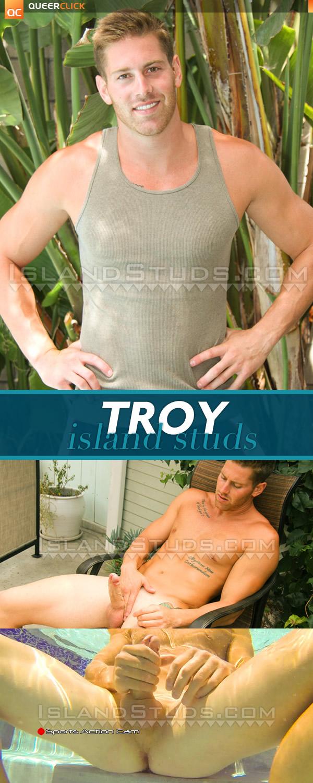 Island Studs: Troy