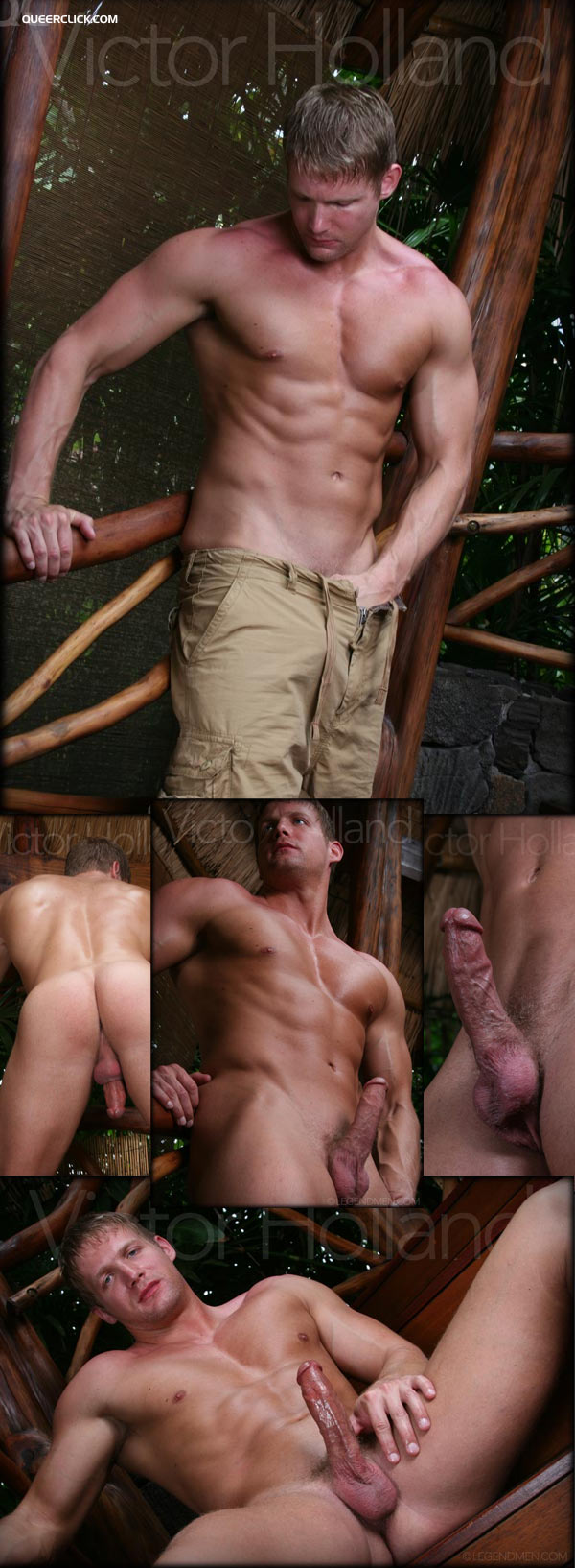 Nude men of holland