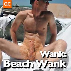 Wank: Beach Wank