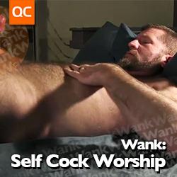 Wank: Self Cock Worship