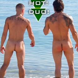 Island Studs: Austin & Eyal - Hot Duo!