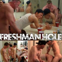 FraternityX: Freshman Hole