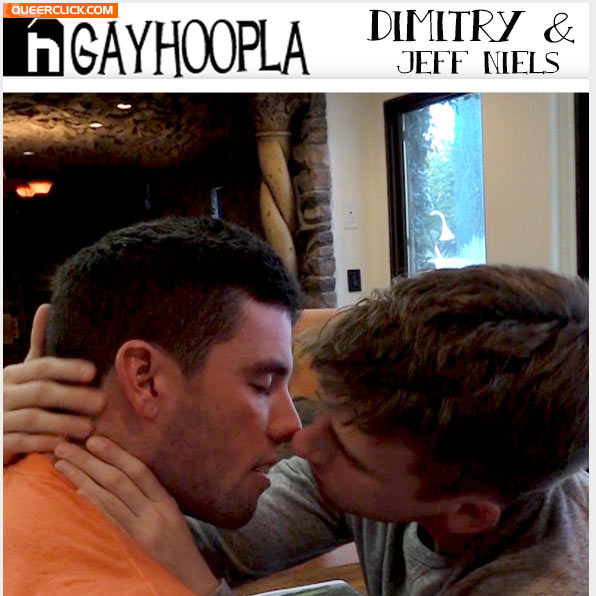 Gayhoopla: Dimitry 'the destroyer' and Jeff Niels