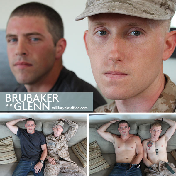 Military Classified: Brubaker and Glenn