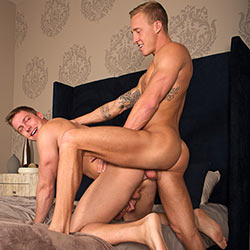 Sean Cody: Mac and Duke Bareback
