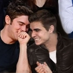 Gratuitous Post Of The Day - Zac Efron Dating Dave Franco