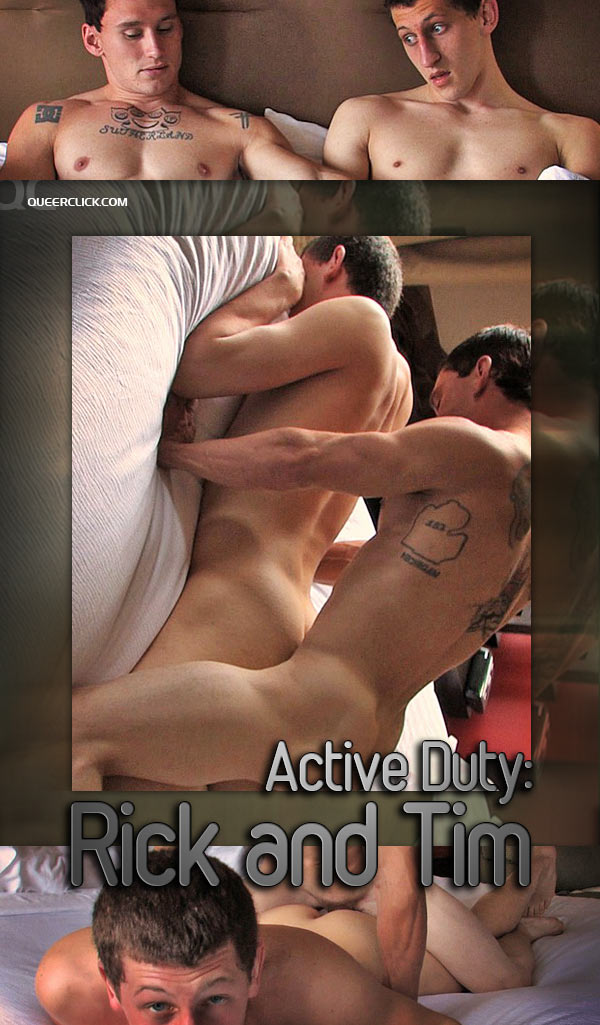 Especial. Active duty nate and tim consider