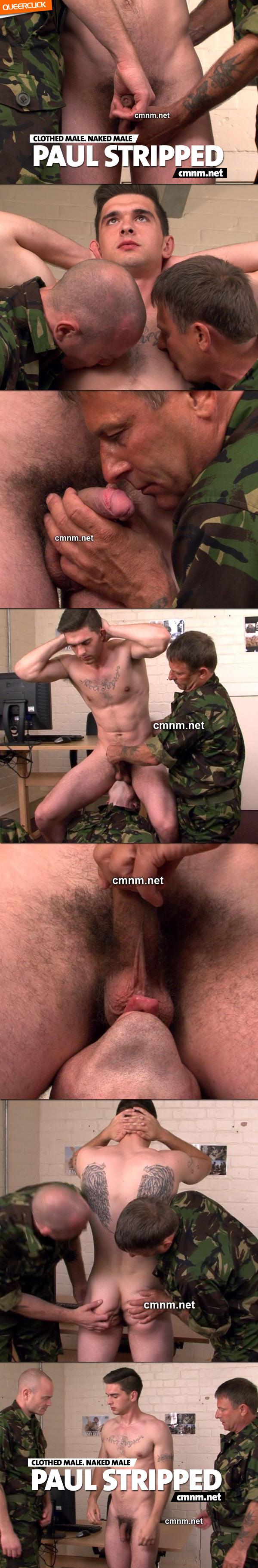 CMNM.net - Paul Stripped