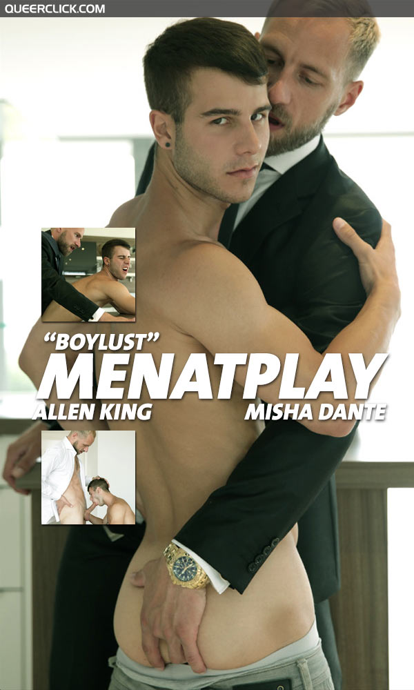 Men At Play: Boylust - Allen King and Misha Dante