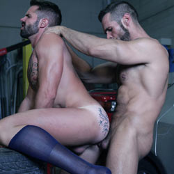 Men At Play: Autofonication - Denis Vega and Dani Robles