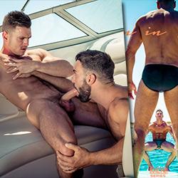 Men.com: Abraham Al Malek & Paddy O'Brian