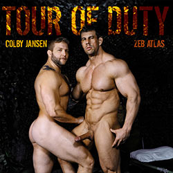 Men.com: Colby Jansen & Zeb Atlas