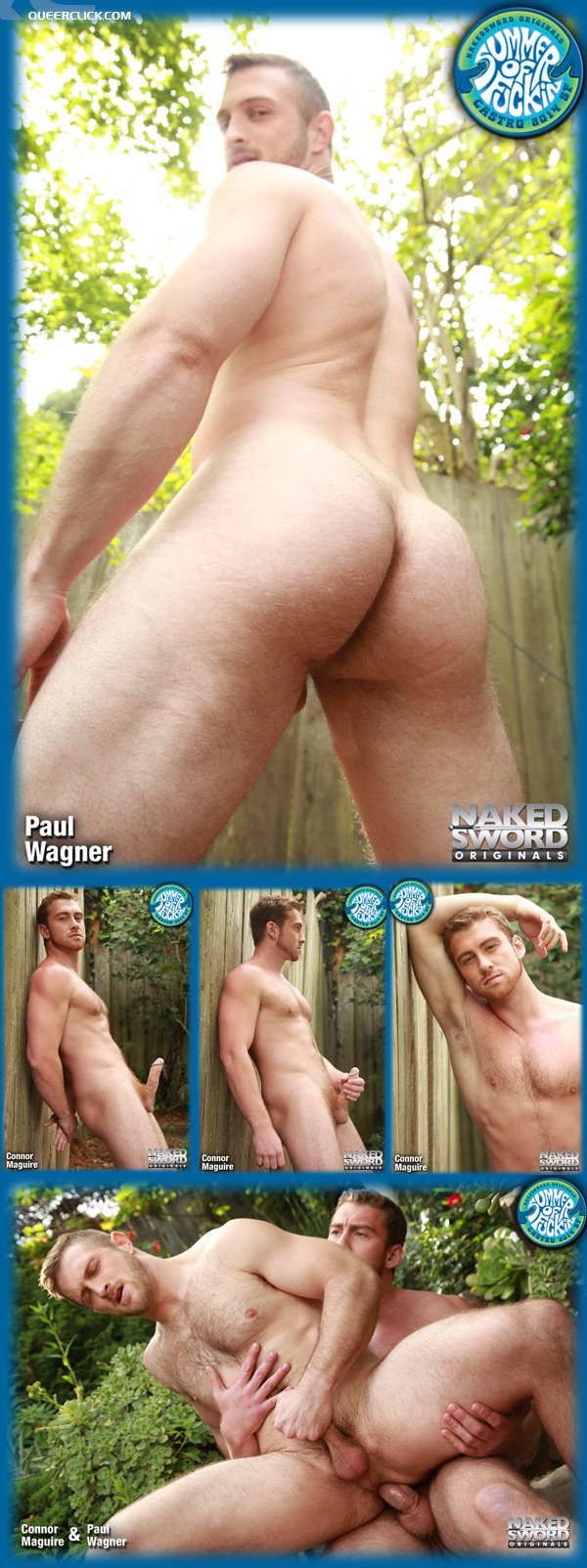 naked sword paul connor