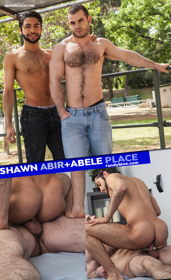 Randy Blue: Abele Place and Shawn Abir