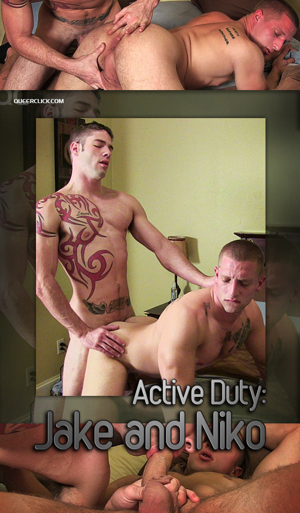 Active Duty: Jake and Niko