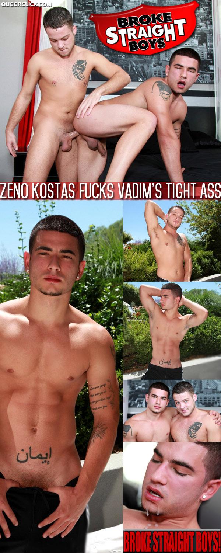 broke straight boys zeno vadim