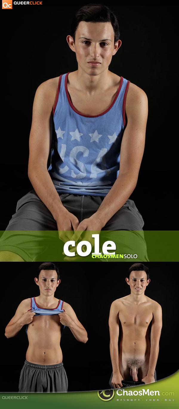 ChaosMen: Cole