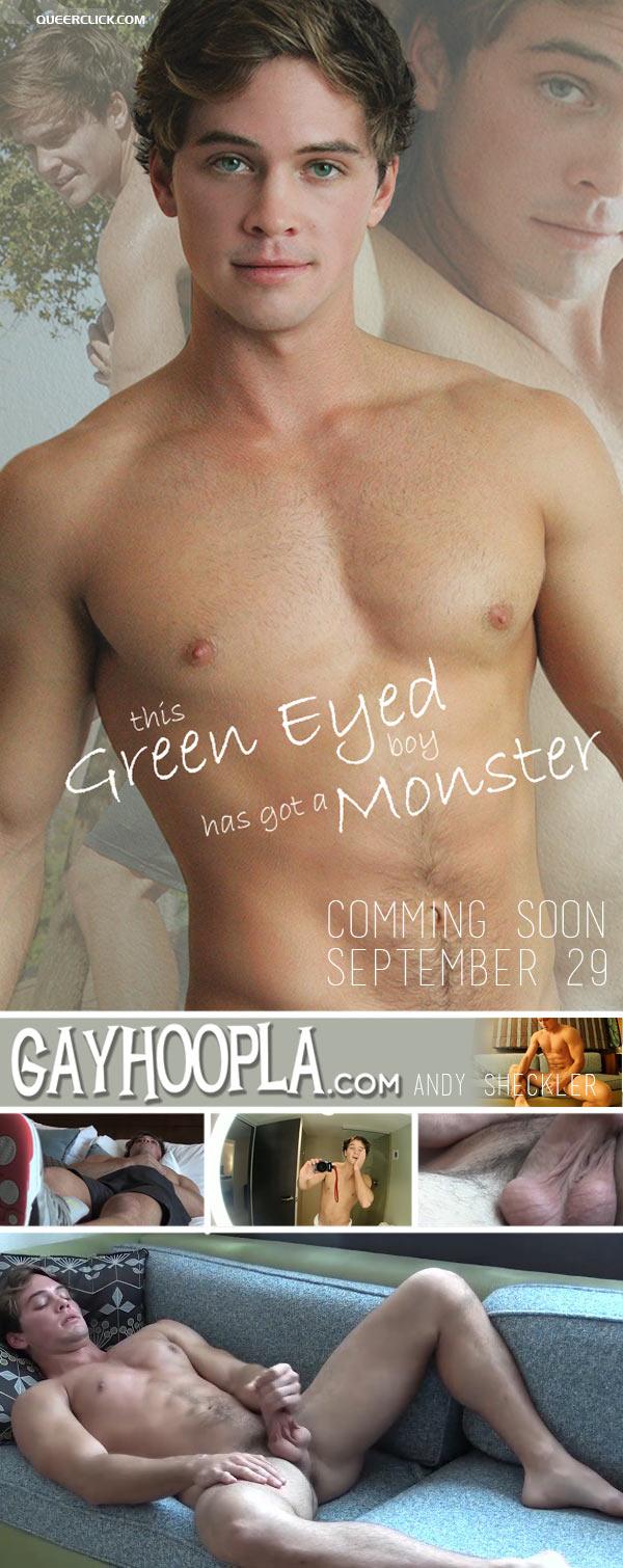 Gayhoopla andy sheckler nude