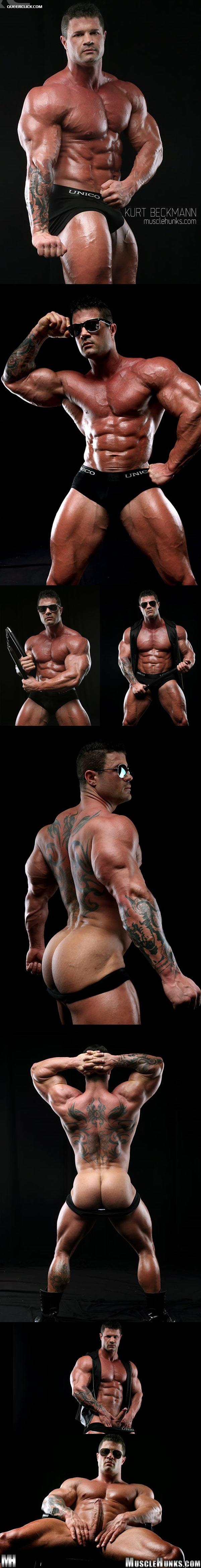 muscle hunks kurt beckmann