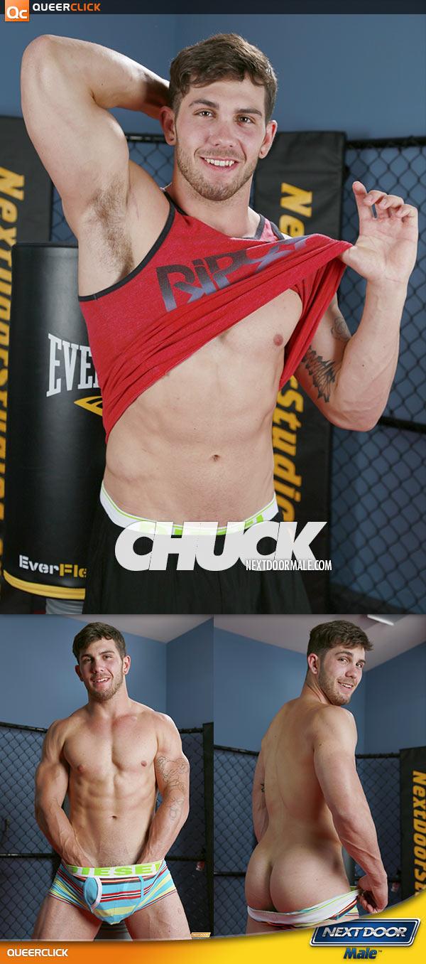 NextDoorMale: Return Of Chuck