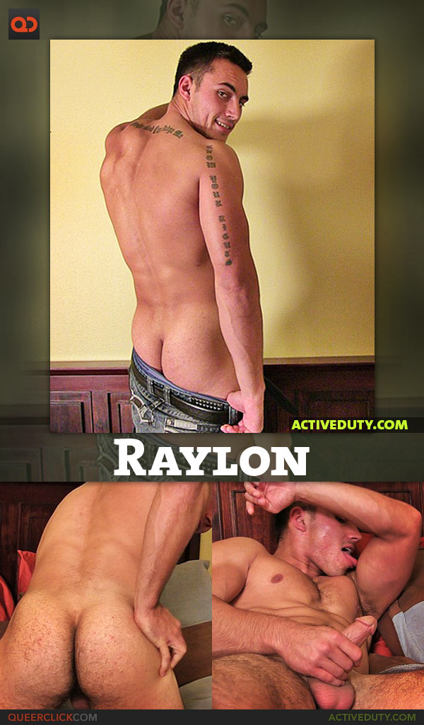 Active Duty: Raylon