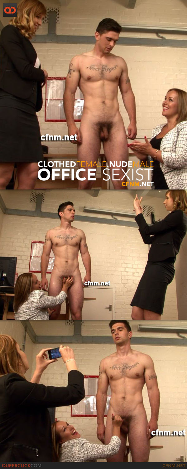CFNM.net - Office Sexist
