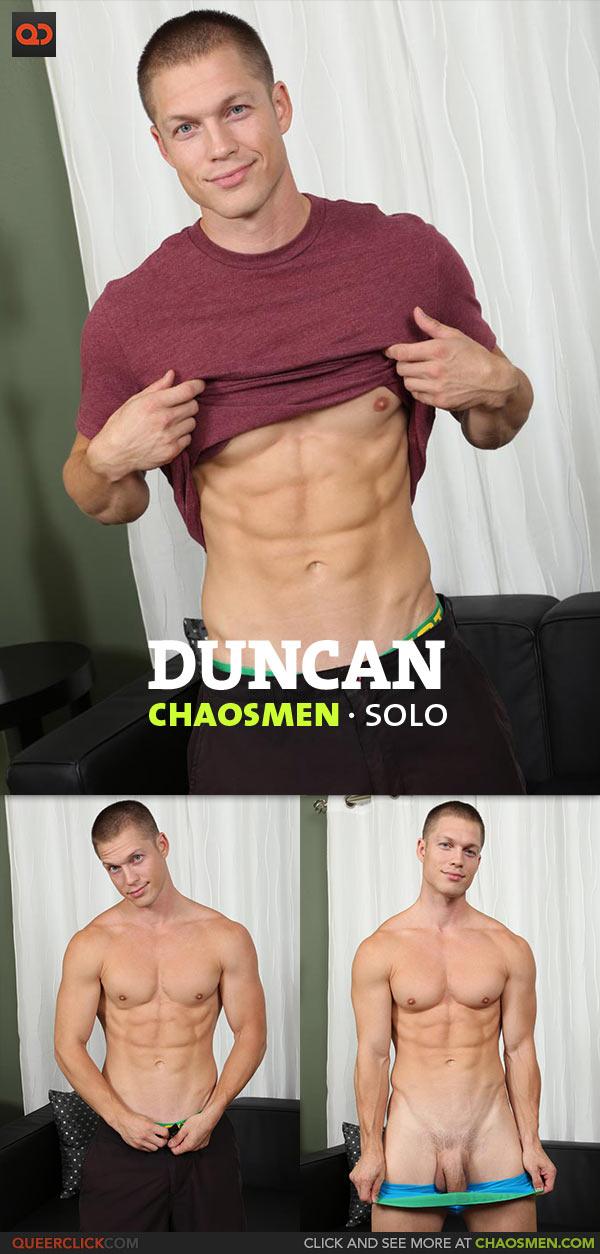 ChaosMen: Duncan