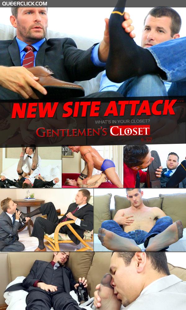 New Site Attack: Gentlemen's Closet