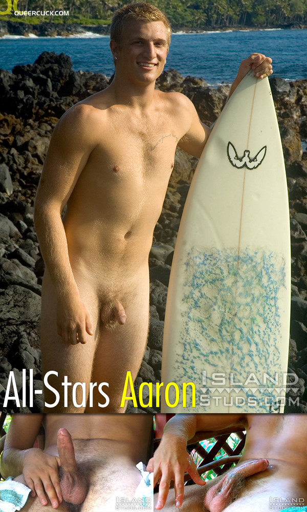 aaron Island studs