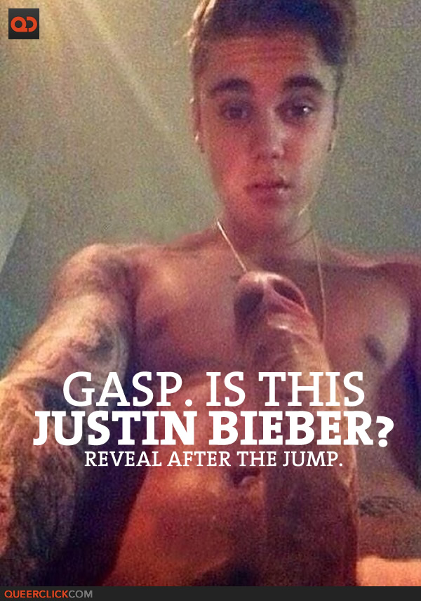 Did Justin Bieber's Erection Nude Pics Just Leaked?