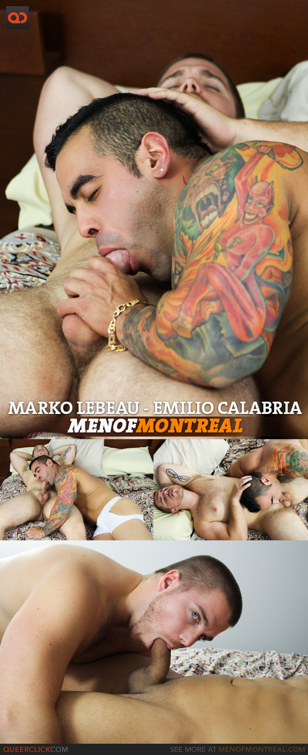 men of montreal marko emilio