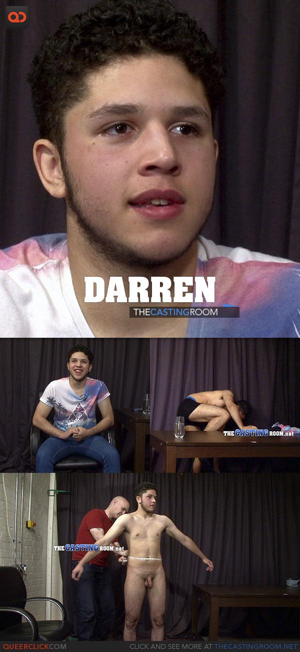 The Casting Room: Darren
