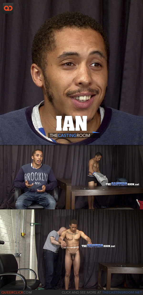 The Casting Room: Ian