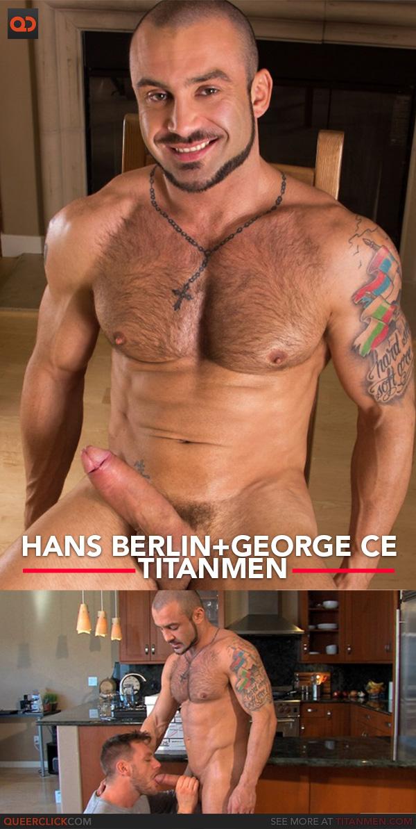 titanmen george hans