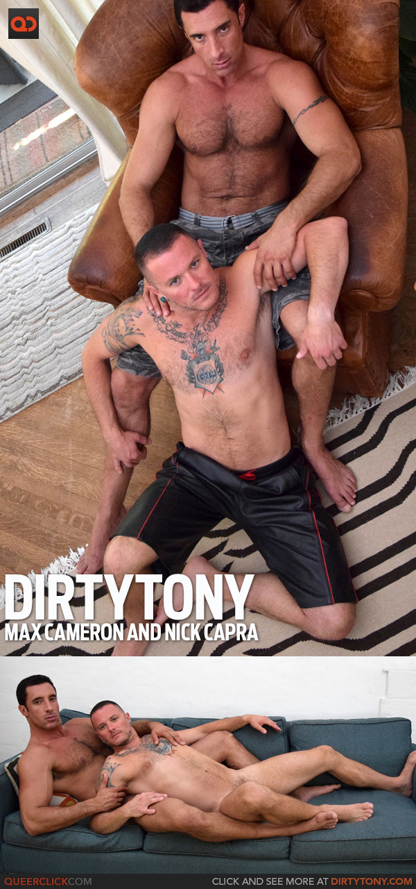 dirty tony max nick